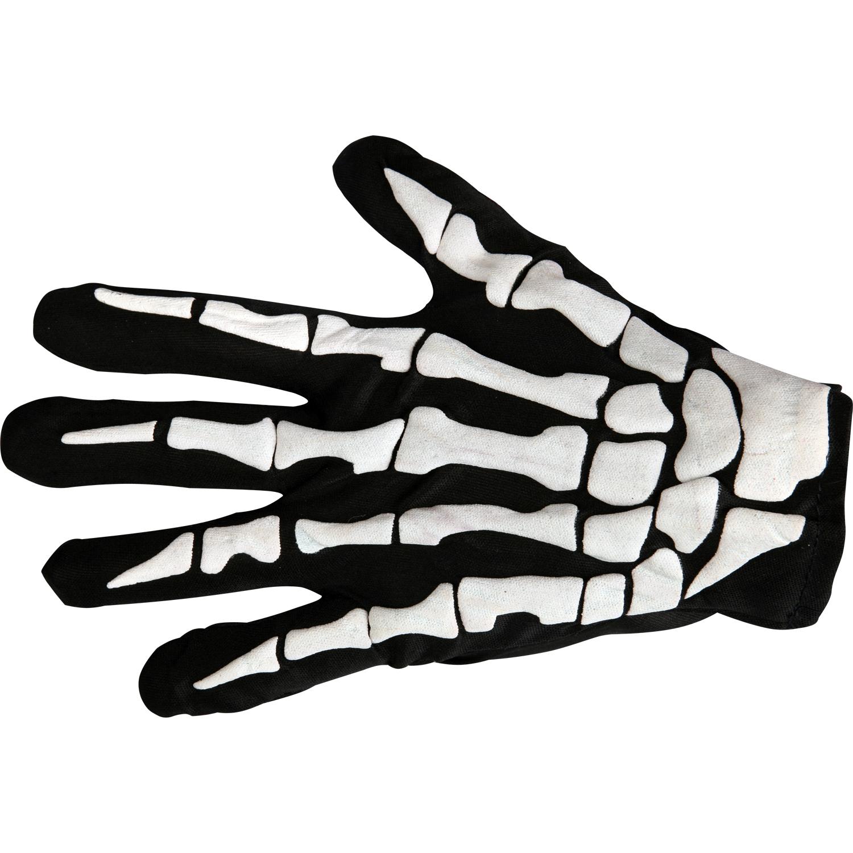 Αποκριάτικο Αξεσουάρ Γάντια Σκελετού df20b748f2d